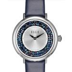 Blue Crystal Rock Watch
