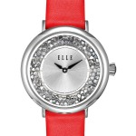 CRYSTAL ROCK - RED CRYSTAL ROCK WATCH